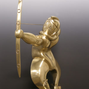 Orion - Polished Cast Bronze